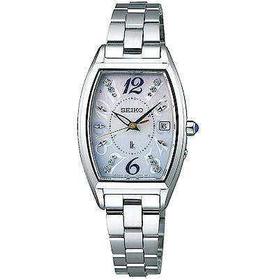 SEIKO精工LUKIA繽紛果漾太陽能電波腕錶(1B32-0AA0S SSVW123J)