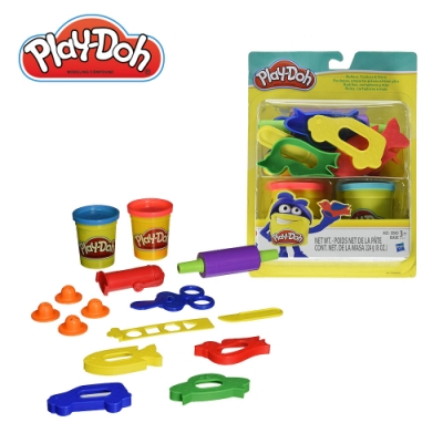 Play-Doh 培樂多-創意模具組 無毒黏土 創意DIY
