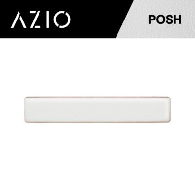 AZIO RETRO CLASSIC 復古鍵盤手托(白金真牛皮)