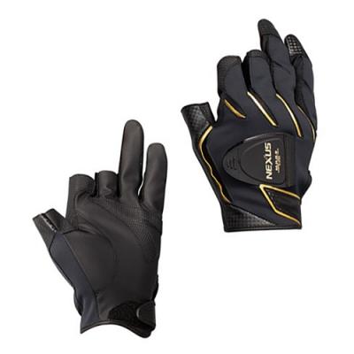 【SHIMANO】 GL-183R NEXUS防風舒適磁力手套 3指出