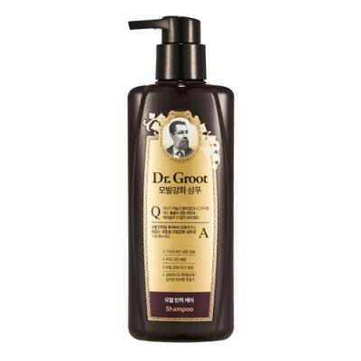 (即期品)DR.GROOT 養髮秘帖洗髮精(細軟扁榻髮)200ML 4入組