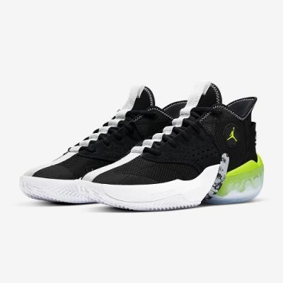 NIKE 籃球鞋 喬丹 包覆 緩震 運動鞋 男鞋 黑 CK6617002 JORDAN REACT ELEVATION PF