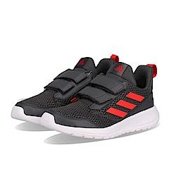 adidas 慢跑鞋 AltaRun CF 運動 童鞋