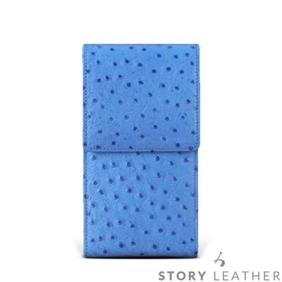 STORYLEATHER iPhone XS Max 6.5吋 直式摺邊 客製化皮套