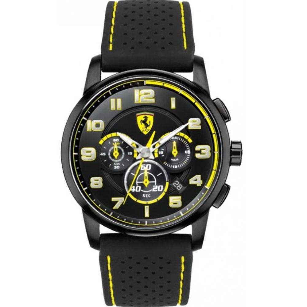 FERRARI 急速奔馳運動計時腕錶