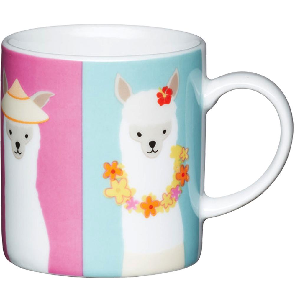 《KitchenCraft》濃縮咖啡杯(羊駝80ml)