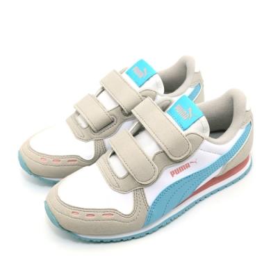 PUMA Cabana Racer 中大童休閒鞋-36073278