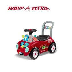 RadioFlyer 探索號二合一滑步學步車#603型