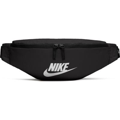 NIKE 腰包 運動 休閒 斜背包 黑 BA5750010 Heritage Hip Pack Bag