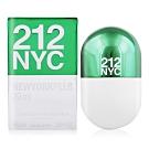 (期效品)Carolina Herrera 212女性淡香水紐約小膠囊20ml-期效202102