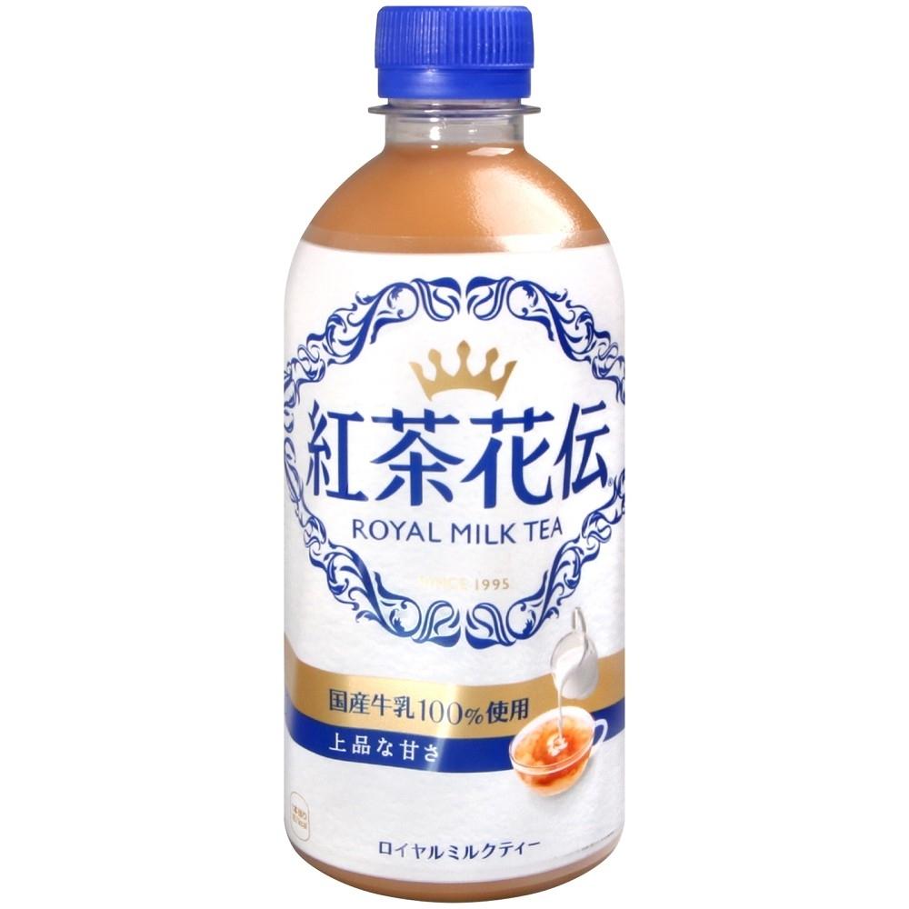 Coca-Cola 紅茶花傳皇家奶茶(440ml)