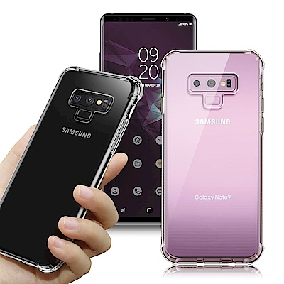 CITY For Samsung Galaxy Note 9  軍規5D防摔手機...