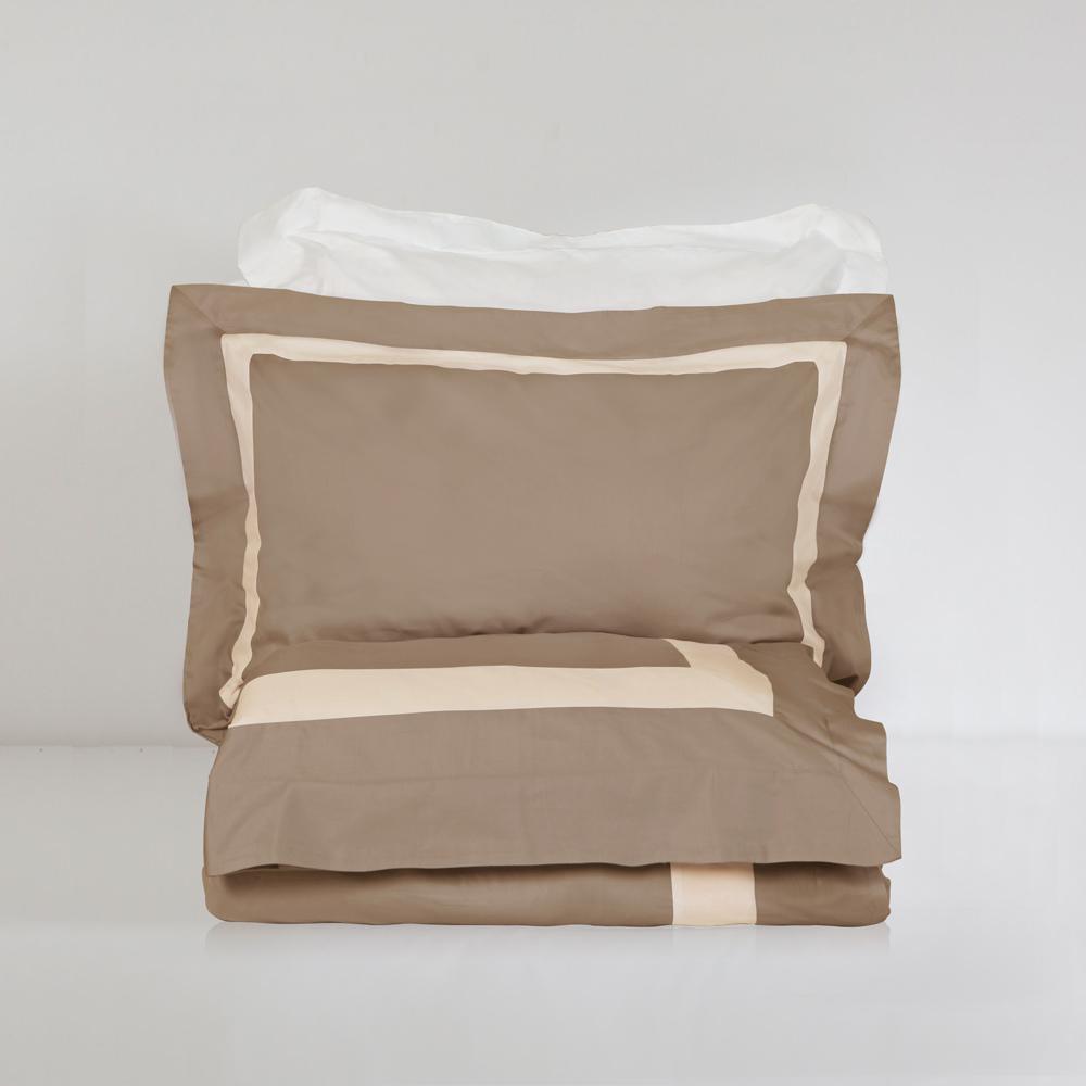 BUNNY LIFE 枕套-香草拿鐵-絲光精梳棉-皇家森林 @ Y!購物