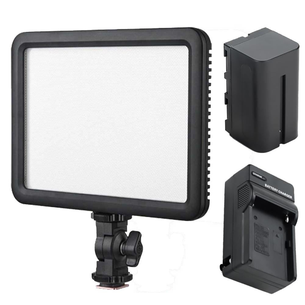 GODOX神牛 LEDP120C LED可調色溫平板燈