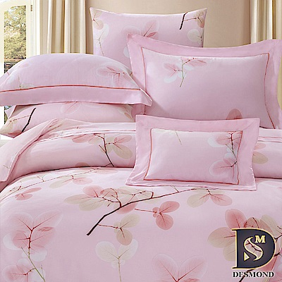 DESMOND 加大60支天絲八件式床罩組 法亞朵 100%TENCEL