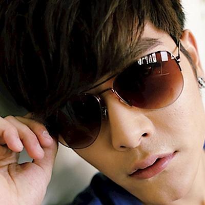 BuyGlasses 熱銷飛官半裸框太陽眼鏡