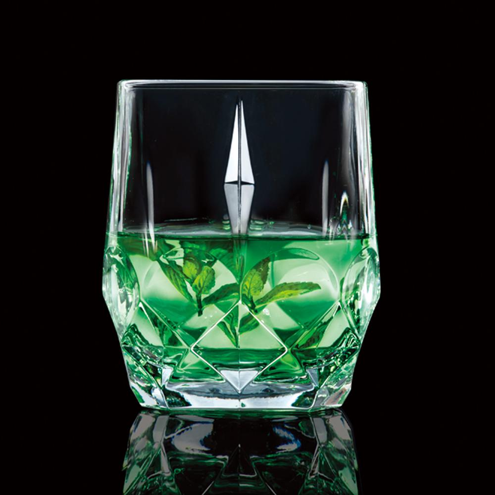 義大利RCR愛蜜絲無鉛水晶威士忌杯6入360ml