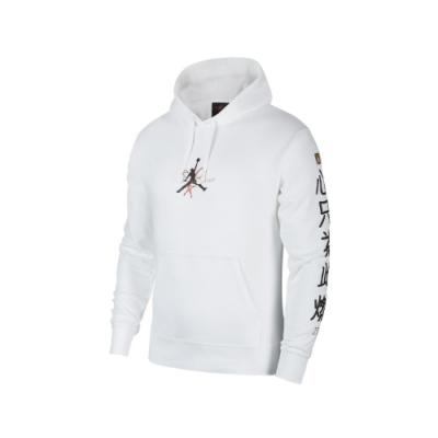 Nike 帽T Jordan Legacy Coat 男款