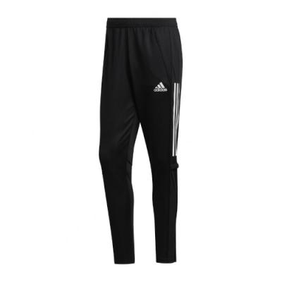 adidas 長褲 Condivo 20 Pants 男款 愛迪達 三線 足踝拉鍊 健身 重訓 黑 白 EA2475