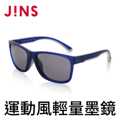 JINS 運動風輕量墨鏡(特AMRF17S861)