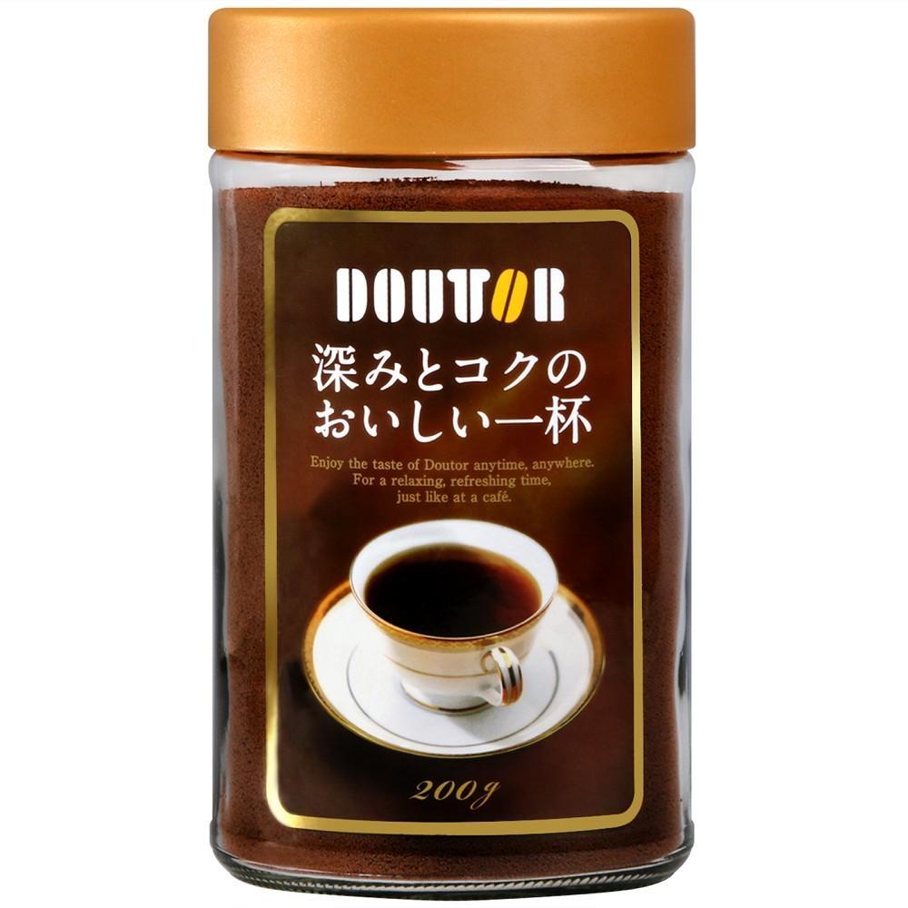 DOUTOR 羅多倫本格咖啡(200g)