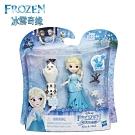 冰雪奇緣-迷你公主及朋友組-(艾莎雪寶/安娜小斯) Elsa Anna