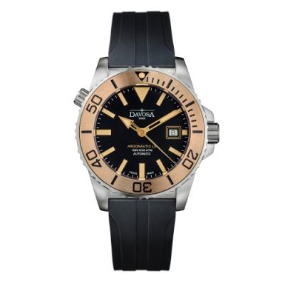 DAVOSA Bronze TT Limited Edition 青銅排氦氣300米限量錶