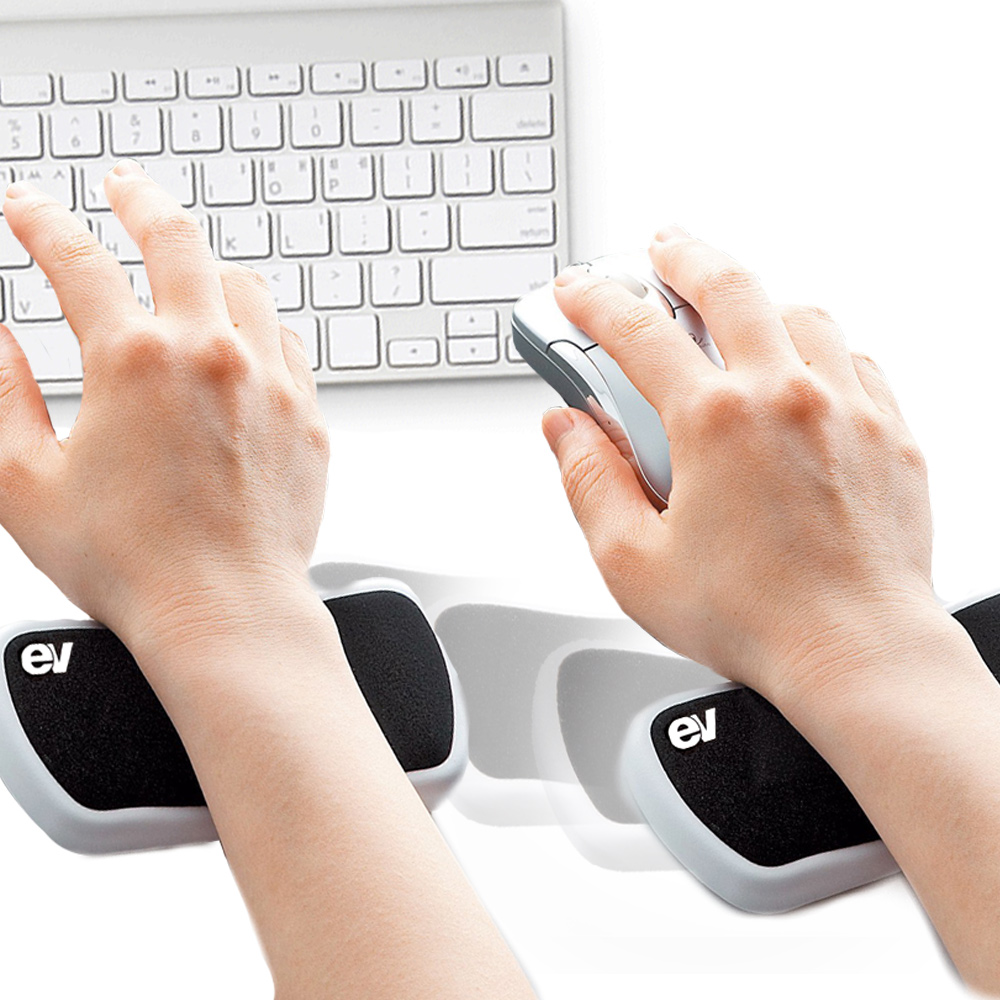 E-dot  舒壓滑鼠護腕桌墊