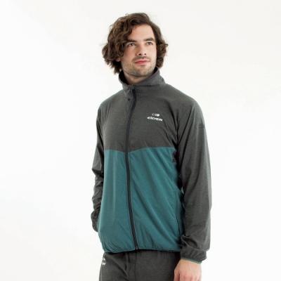 法國【EiDER】男專業超輕薄風衣 /  EIT1601-灰綠