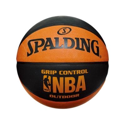 SPALDING NBA Grip Control 經典橘 7號籃球