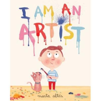 I Am An Artist!我是藝術家平裝繪本