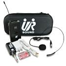 UR-101RU UHF攜帶式無線麥克風(腰掛式)