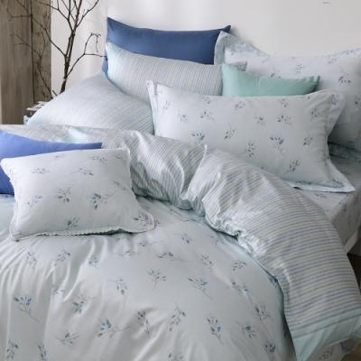 OLIVIA  蘇菲雅 綠 加大雙人床包被套四件組 天絲X 蘭精Viscose 台灣製