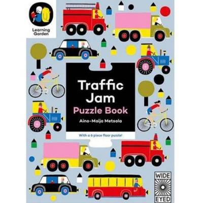 Traffic Jam:Puzzle Book 大塞車拼圖書