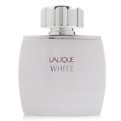 LALIQUE 萊儷 White 白光時尚 男性淡香水 75ml TESTER