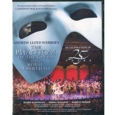 歌劇魅影 25周年紀念舞台版  DVD