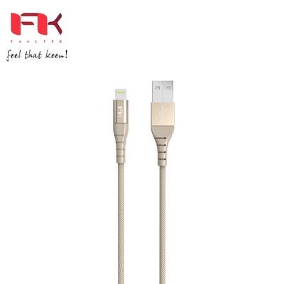 Feeltek Air Lightning 100cm MFI 認證強韌編織傳輸線