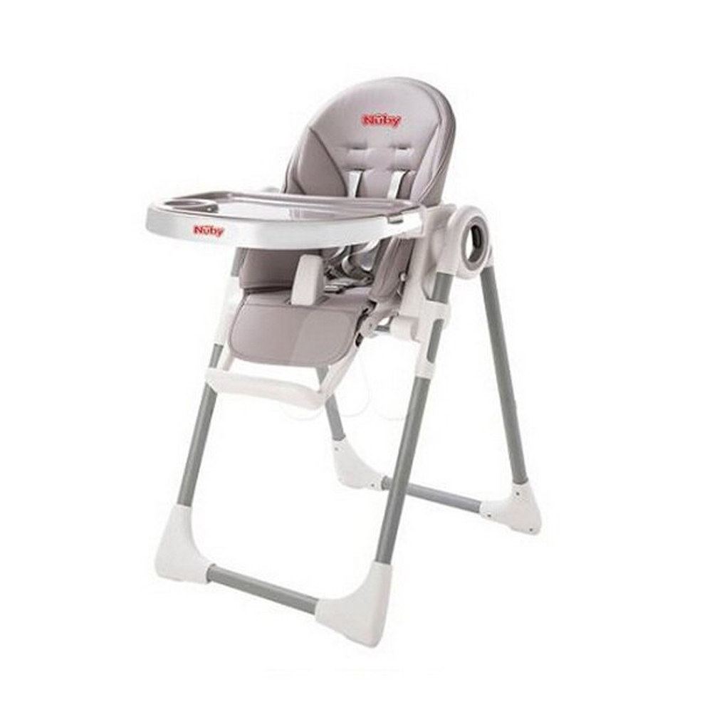 【美國 Nuby】多功能成長型高腳餐椅-蒙布朗