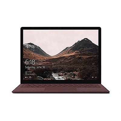 (無卡分期-12期)微軟 Surface Laptop (I5/8G) DAG-00077 酒紅 @ Y!購物