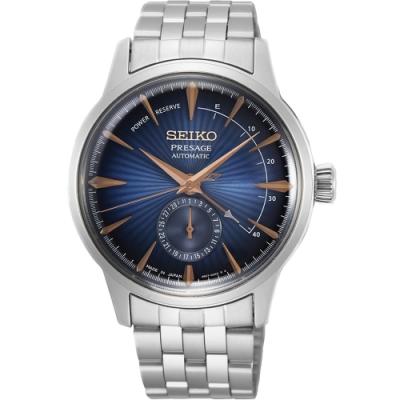 SEIKO 精工 Presage 動力儲存顯示限量機械錶(SSA403J1)