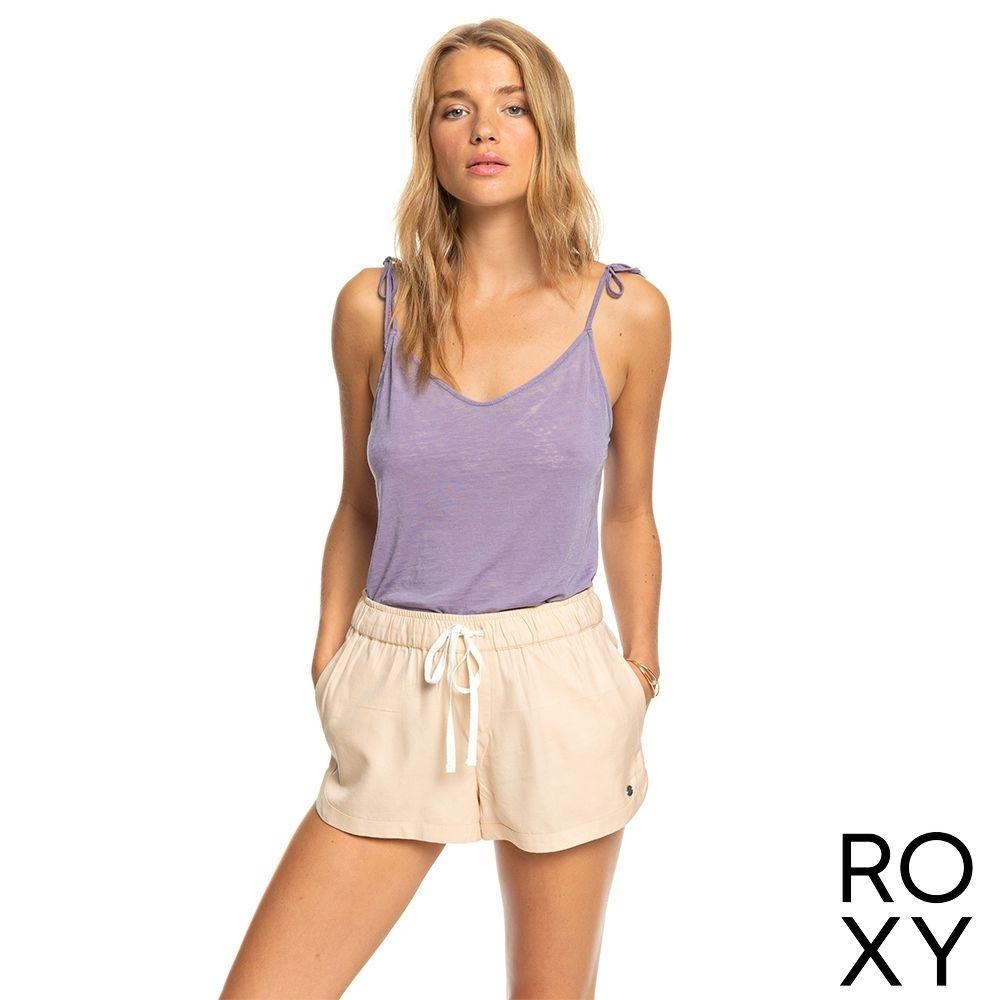 【ROXY】NEW IMPOSSIBLE LOVE 短褲 米色