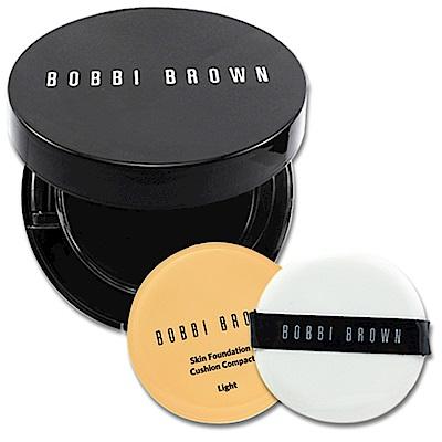 BOBBI BROWN 自然輕透膠囊氣墊粉底#Light 13g