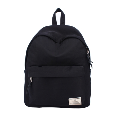 J II 後背包 原創水洗防潑水後背包-黑色-6293-1