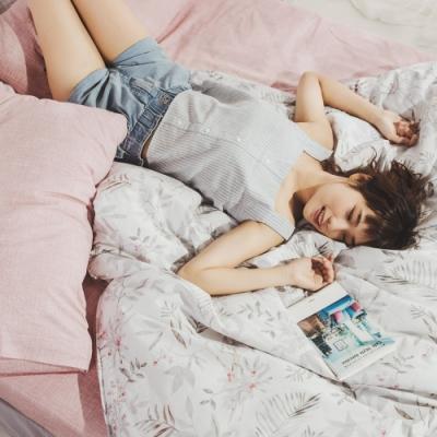 絲薇諾 MIT精梳純棉  戀人之境  雙人加大6尺-薄被套床包四件組