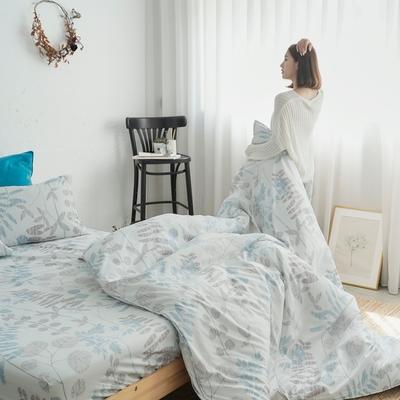 BUHO 單人床包+雙人被套三件組(多款任選-B)
