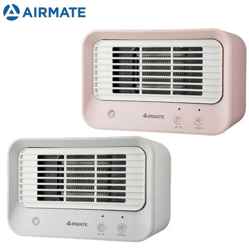 AIRMATE艾美特 人體感知美型陶瓷式電暖器 HP060M