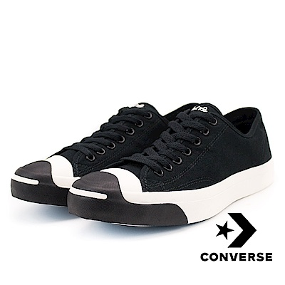 CONVERSE-Jack Purcell-男女休閒鞋-黑