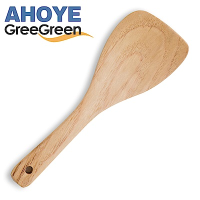 GREEGREEN  天然柯木飯勺 飯匙