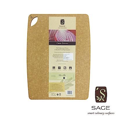 SAGE 無菌木砧板_實用型30X40cm