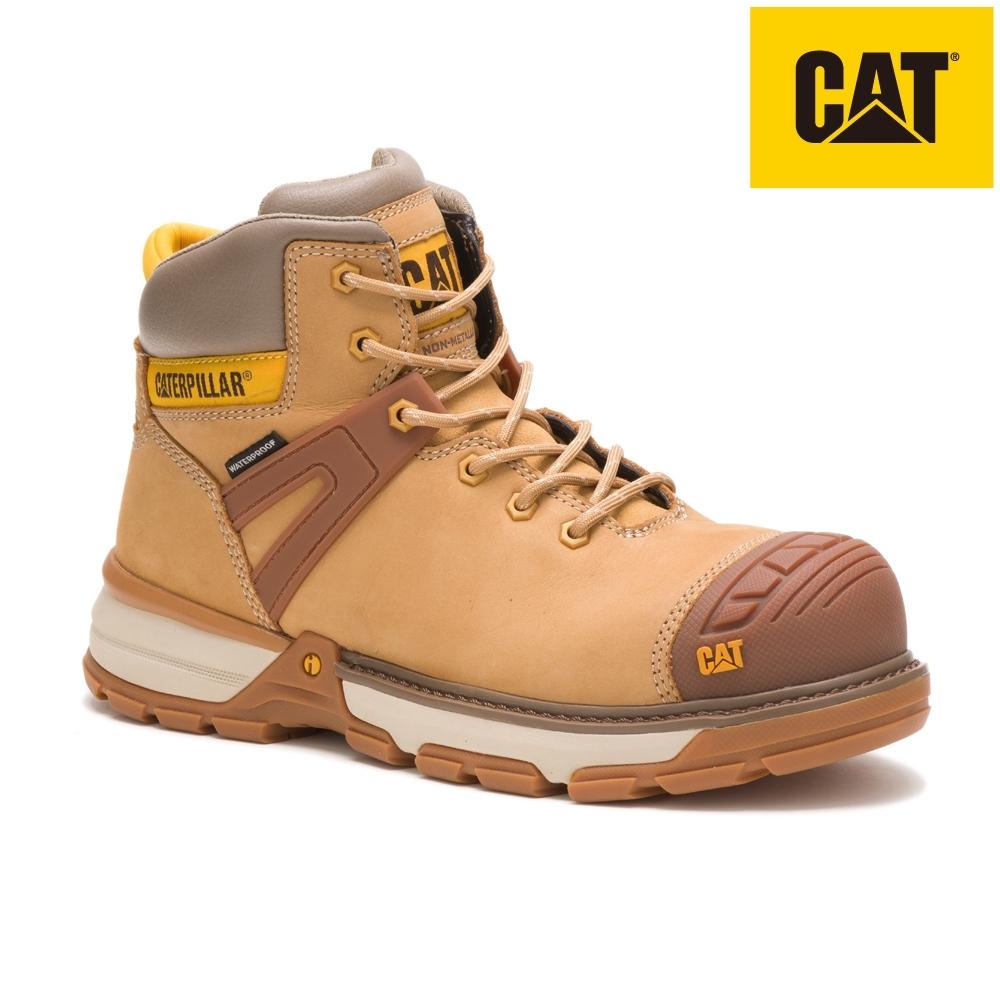 【CAT】EXCAVATOR SUPERLITE 全方位塑鋼鞋(91196)